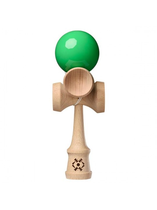 Tribute Kendama 5 Cup Green( bila verde)